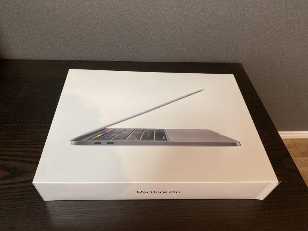 macbook pro 外観